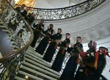 فرقة زفه اردنيه وا فلسطينيه