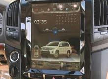 شاشات  للسيارات اندرويد كامل لمس عشر انش مع التركيب وكمره وبلوتوث ويواسبي