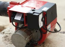 تنظيف بويلرات صيانة حارقات صيانة مضخات التدفئه مواسرجي