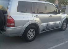 للبيع سريع ميتسبيشي باجيرو 2004