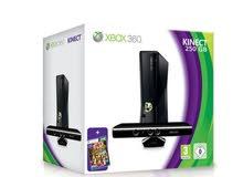 جهاز Xbox 360 مستعمل بحالة جيده للبيع