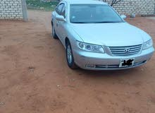 Hyundai Azera 2007 For sale - Silver color