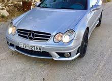 للإيجار مرسيدس CLK 63 AMG موديل 2009 بأسعار مناسبه