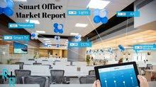 مكتب ذكي  مساحة 108متر مطل علي شارع دوحة الادب للبيع جوار زاخر مول