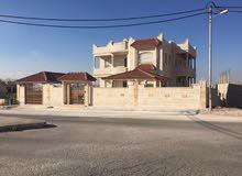 Luxurious 490 sqm Villa for sale in IrbidAl Barha
