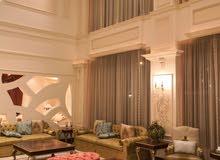 للبيع قصر فاخر بناء شخصي مساحة1600م في الملقا