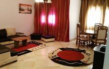 حي النصر 2،للكراء شقة فاخرة تتكون من صالة و 3غرف