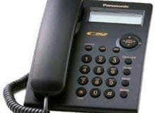 فني تليفونات أرضية توصيل وتركيب جميع خطوط التليفون الأرضي ت97694219