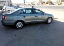 Green Volkswagen Passat 2007 for sale