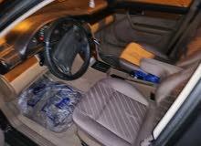 للبيع اودي A6 موديل 1992 دفع ربعاعي بحاله ممتازه ونادره