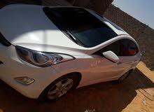 Used condition Hyundai Elantra 2013 with 90,000 - 99,999 km mileage