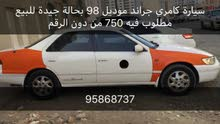 Best price! Toyota Camry 1998 for sale