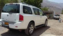 Nissan Armada 2008 For sale - White color
