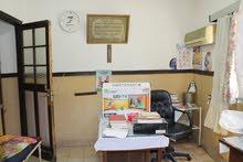 شقة 56 م مرخصة عيادة ش جمال عبد الناصر الرئيسي فيكتوريا