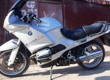 سلام وعليكم اخوان عندي دراجه بطح BMW محرك 1150