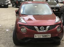 Used Nissan Juke for sale in Sharjah