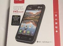 تلفون LG VS415 جديد مختم مع التوابع