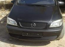 For sale Opel Zafira car in Benghazi