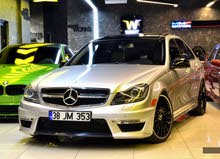 Mercedes Benz C63 AMG car is available for sale, the car is in New condition