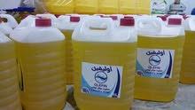متوفر  صابون  سائل  أوانى  برائحة  الليمون  فرش