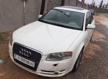 Audi A4 in Tripoli