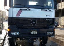 شاحنة مرسيدس صحراوي