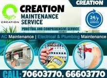 Ac and Electrical Maintenance