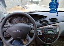 Ford Focus 2002 For sale - Turquoise color