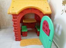 منزل لعب أطفال