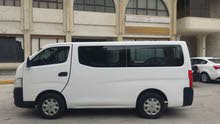 Nissan NV 350 Bus 15 Passangar Well Maintained