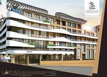 تملك شقة في مرتفعات القرم-رأس الحمرا أرقى منطقة في مسقط في مشروع لوتس