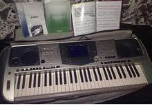 YAMAHA PSR-A1000 professional keyboard with 61 keys
