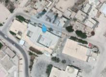 عداد 2منزل في منطقة زروق للبيع خلف مسجد زروق مساحة ارض 602م