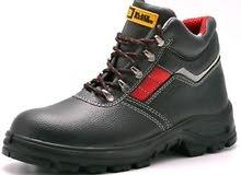 حذاء سيفتي ماركة uomo قياس 47 يلبس 46 تصميم ايطالي