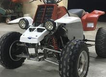 Yamaha motorbike made in 2009