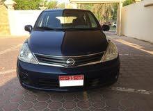 Nissan Versa 2012, Hatchback