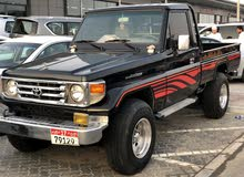 Toyota Land Cruiser 1994 in Abu Dhabi - Used