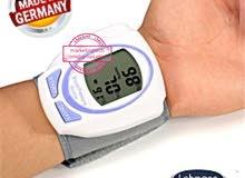 جهاز قياس الضغط ودقات القلب