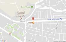 شقه ثلاث غرف وحمامين دور اول مرتفع شارع القاهره