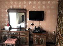 غرفة ماستر للايجار مفروشة بالكامل مشاركة سكن (سيدات )