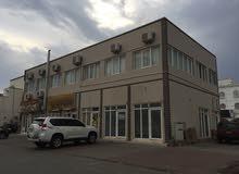 محلات للايجار مقابل نادي الرستاق خلف نفط عمان على طريق الرستاق عبري المحل رقم 7،8،9،10