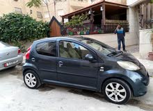 Peugeot 107 2008 for sale in Amman