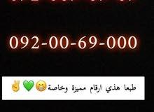 ارقام مميزة ليبيانا للمميزين والشركات