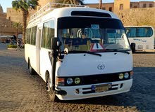 Toyota Coaster in Cairo for rent