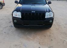 Jeep Grand Cherokee 2007 For sale - Black color