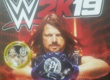 WWE2K19 لعبة المصارعة 2019