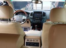 Used condition Toyota Land Cruiser 2014 with  km mileage