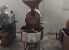 حماصات قهوة و ملاحات مكسرات