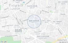 ارض سكنية ..موقعها ممتاز فى بن عاشور شارع الظل