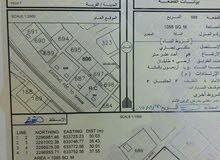 أرض تجاريه في محوت